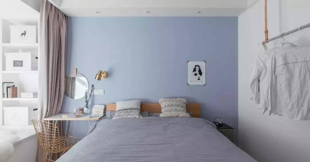 卧室要好看,床头背景墙很关键,你家是怎样做的?
