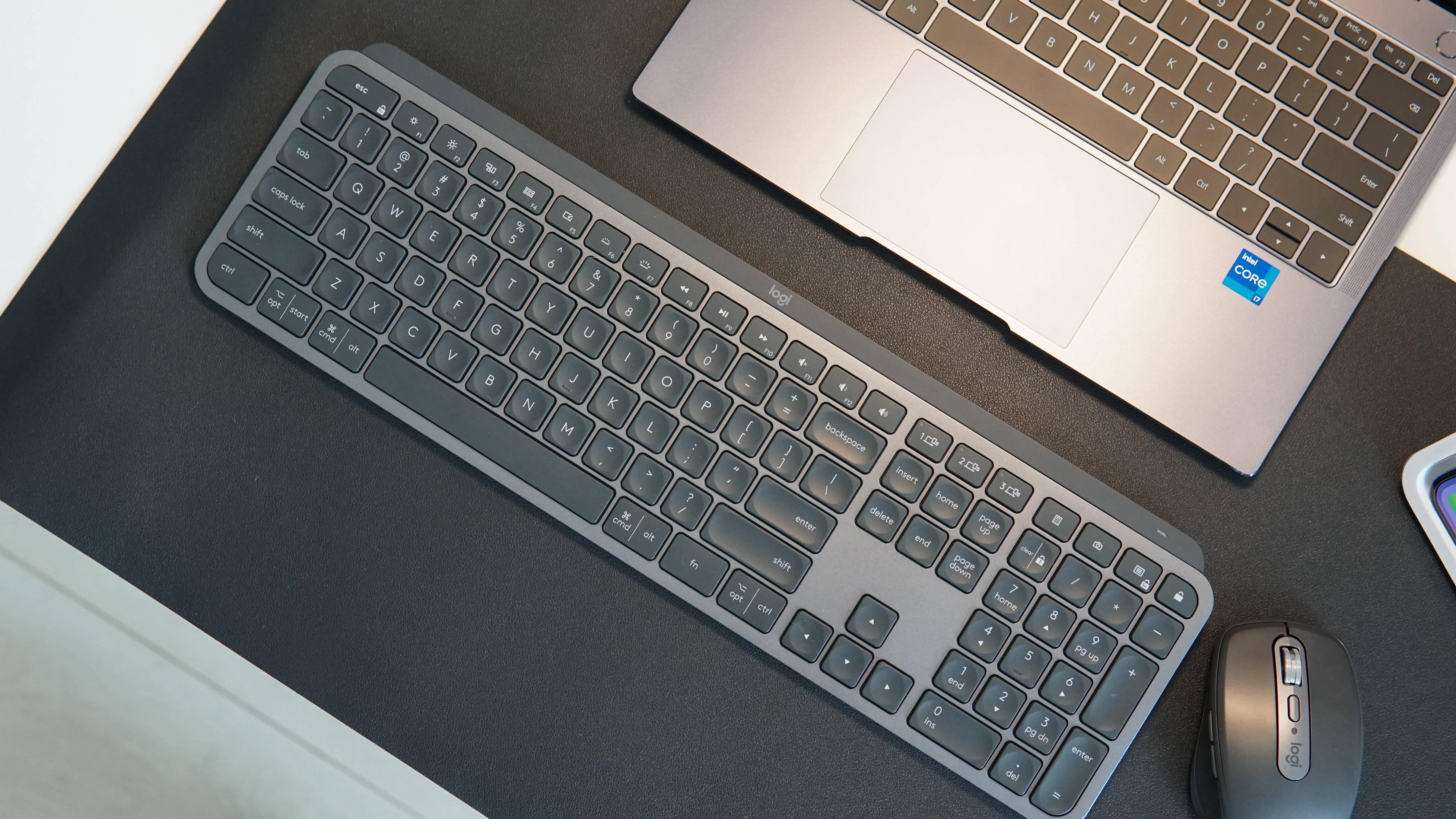 原创             拯救你的办公效率?罗技MX系列旗舰键鼠,跨屏原来这么方便!