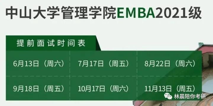 中大管院EMBA与中大岭南EMBA的区别