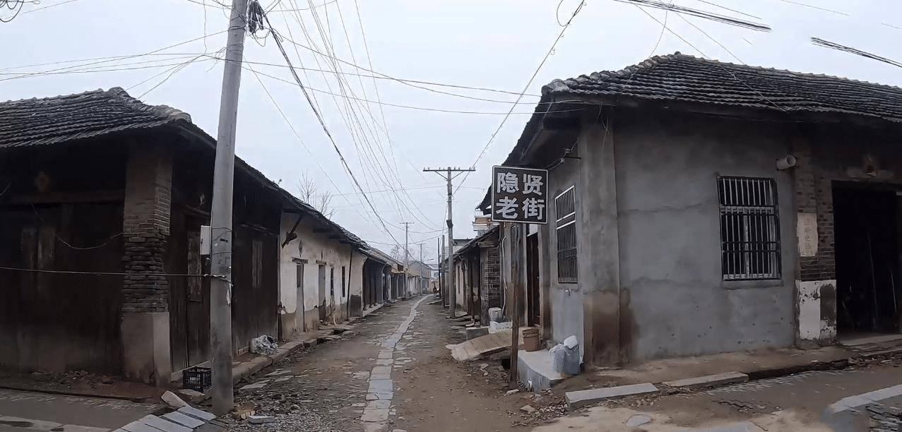 安徽这条千年老街,因一位隐居者得名,如今少有人烟