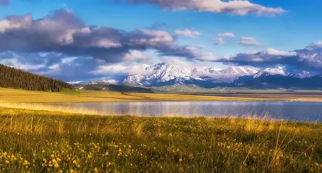 """翻雪山穿沙漠,流连异域小镇,寻访新疆烂漫""""花火"""""""