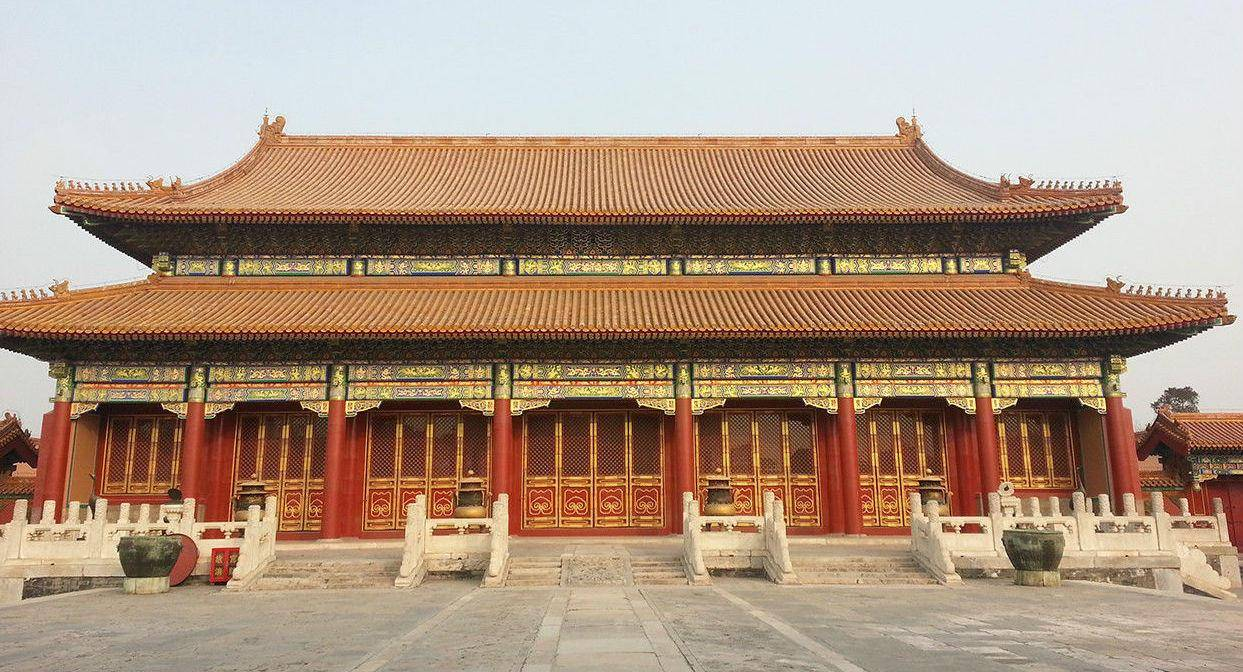 我国一处5A级古建筑,在古代主要是为太后举行重大典礼的殿堂