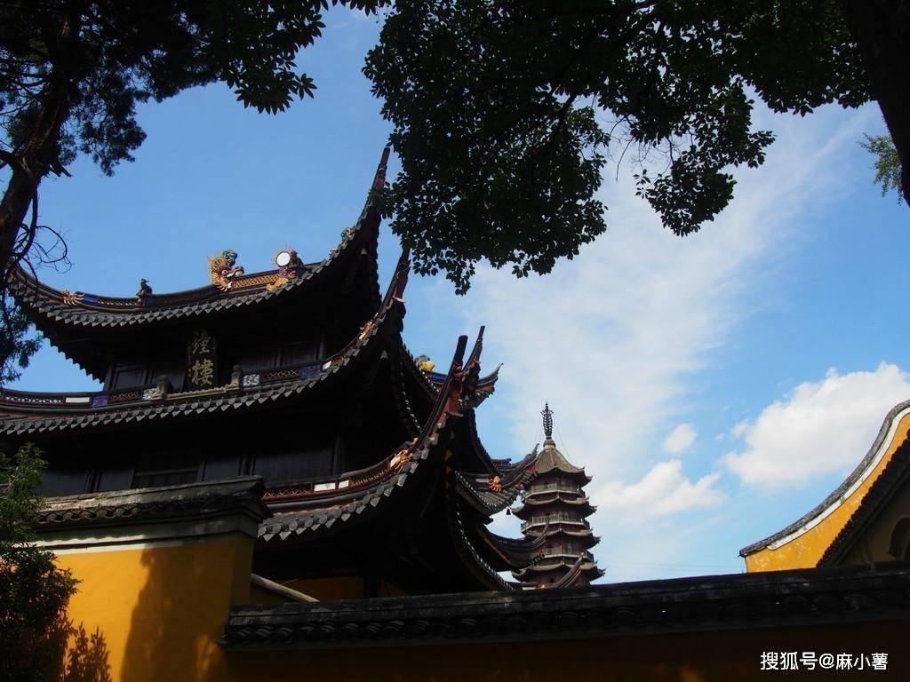 宁波有座用印度人命名的千年古寺,免费参观烧香,还藏有舍利子