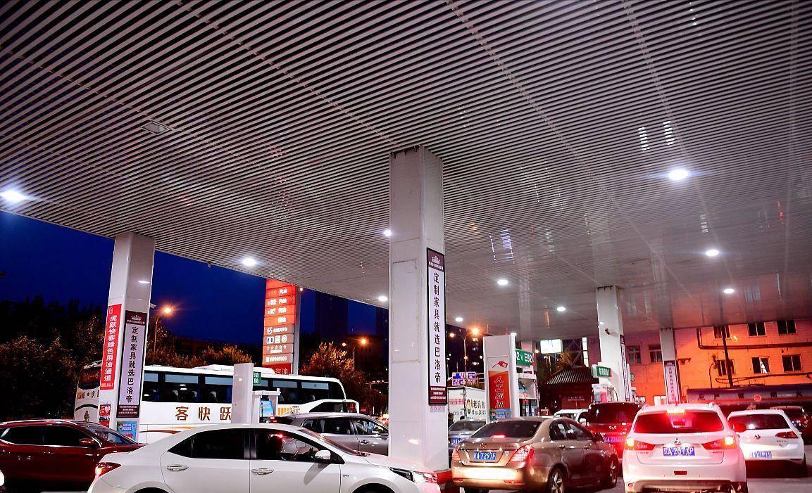 今天3月12日,油价调整消息:全国加油站92、95号汽油价格