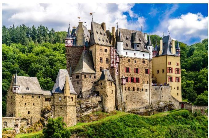 伯格·埃兹(Burg Eltz)