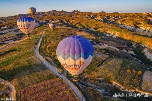 """土耳其浪漫之旅,乘坐热气球俯瞰""""旷世奇景"""",美如""""人间仙境"""""""