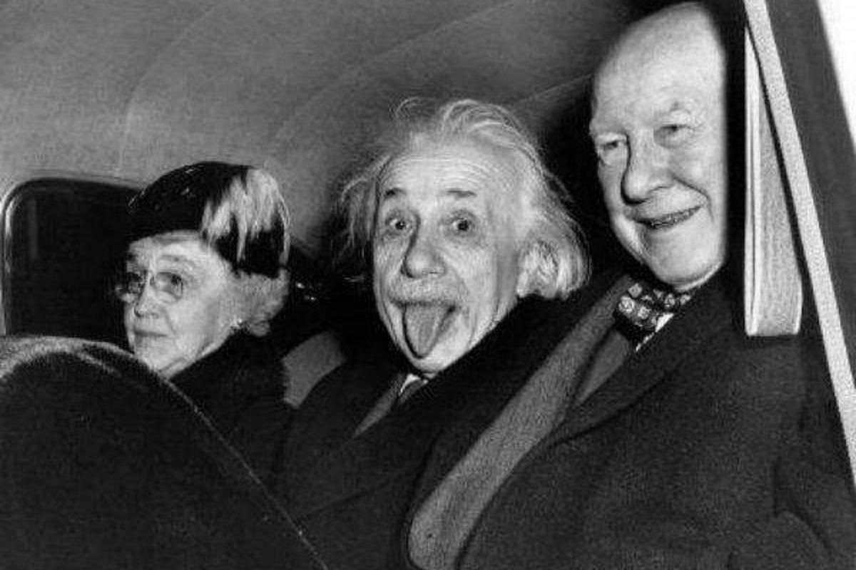 爱因斯坦临死前看到了 爱因斯坦死前说的3件事