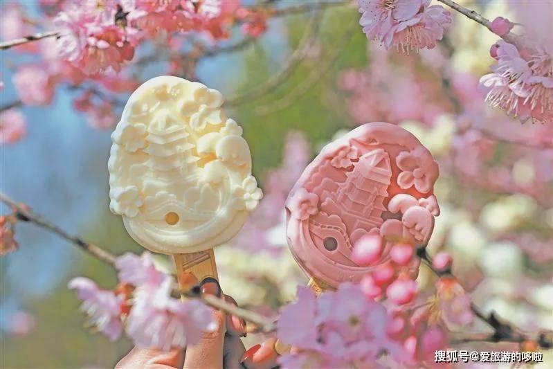 吃货的樱花季来了,集美貌与美味于一体的美食谁能抵抗!