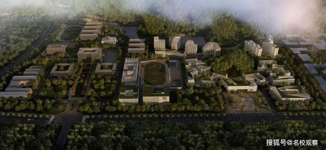 总规划用地面积约1000亩!西华大学宜宾校区(二期)主体全部封顶!