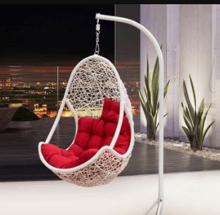 心理测试:4个吊椅,哪个最舒适?测你在2021年能不能赚大钱  第1张