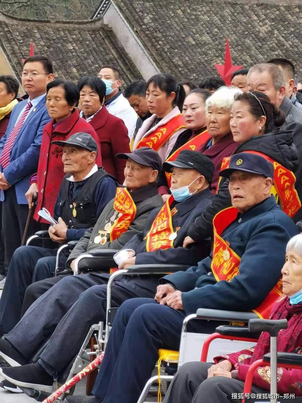 缅怀历史 致敬英雄——栾川抱犊寨景区开展清明节祭奠先烈活动