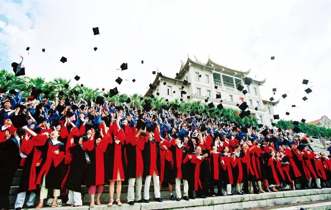 厦大校长张荣:我们不仅有全国最美的校园,还有包容的文化