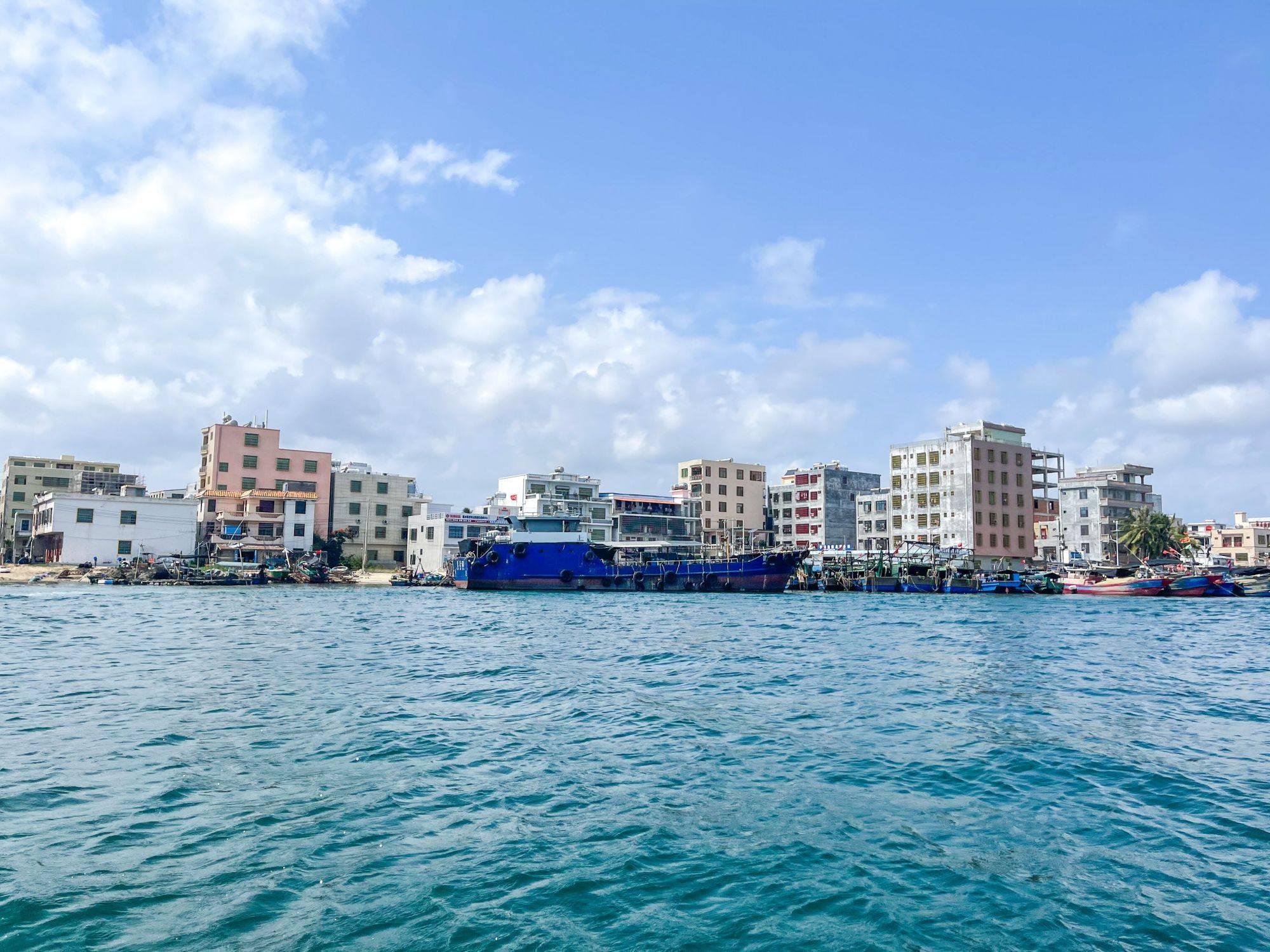 原创             海南小众打卡地,游客不足三亚的1%,海景比东南亚还美