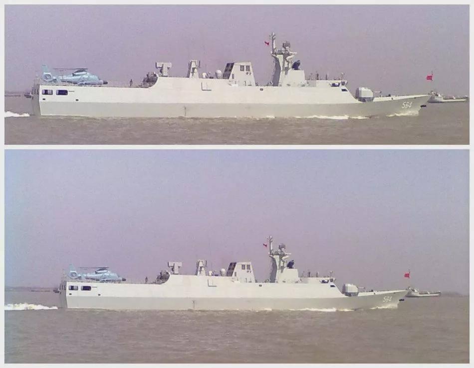 导弹艇杀手!直-9D直升机露出獠牙,低调曝光超低空反舰绝技