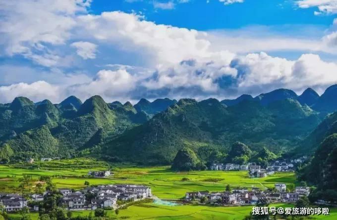 这里,藏着贵州最美的色彩和风景