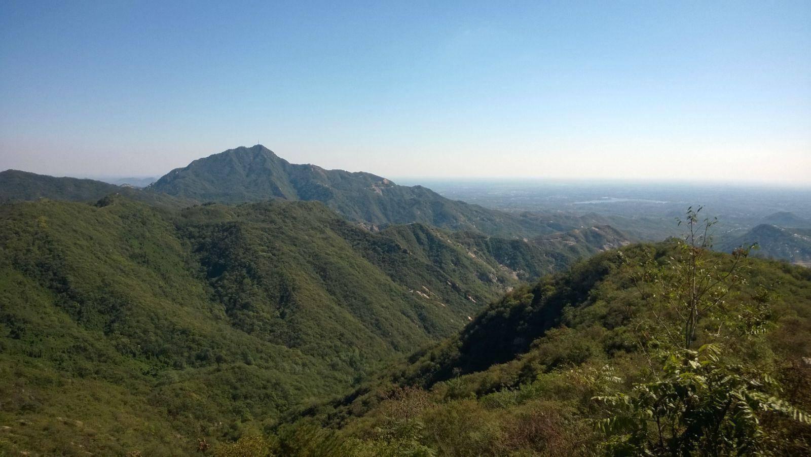 河北集地质景观、森林生态、人文历史景观于一体的原生态自然景区