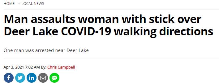 """70多岁白人老头在温哥华公园棒打华人大妈!还振振有词:""""我要好好教训她!"""""""
