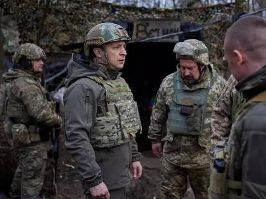 胳膊拧不过大腿? 乌军发动猛烈炮击 俄撂下狠话:从地球上抹去