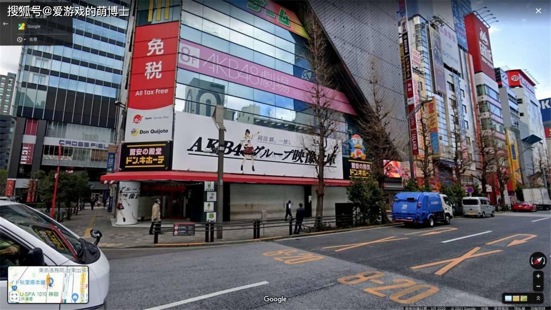 曾是日本秋叶原知名地标,AKB48的广告板被国产