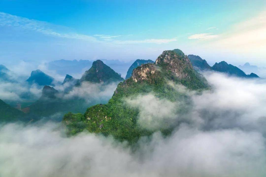 """有""""英西小桂林""""之称,是广东十大户外徒步探险圣地之一"""