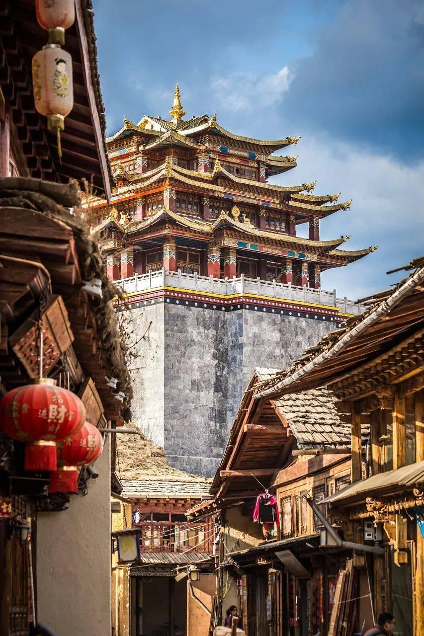 """云南,一个集齐了""""诗情画意"""",满足所有旅行者的地方!"""