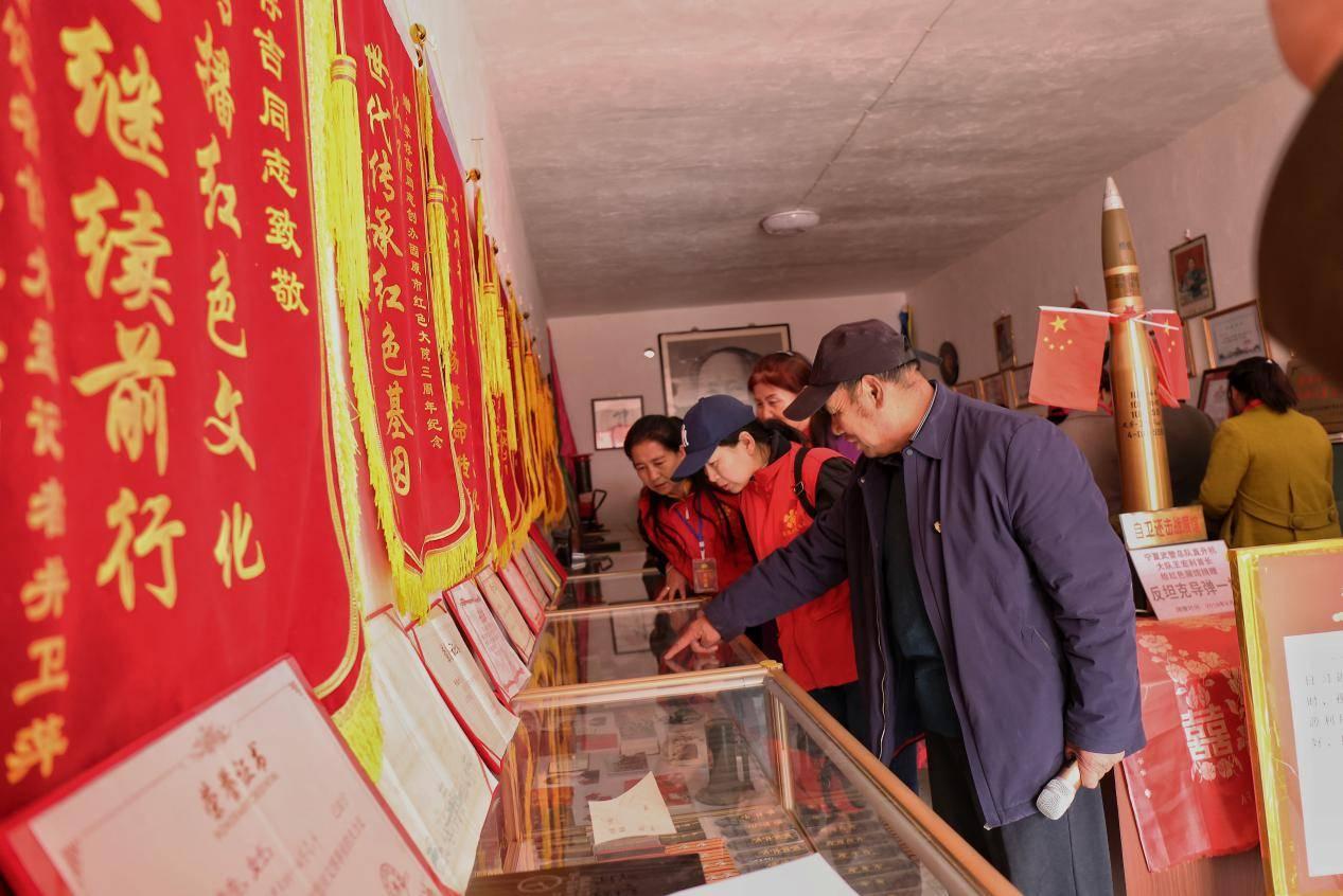 宁夏固原:歌唱时代主旋律 助力山村红色旅游插图