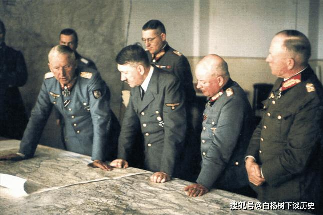 1942年德军放弃攻占莫斯科,为何又首先进攻该城?不全为个人脸面