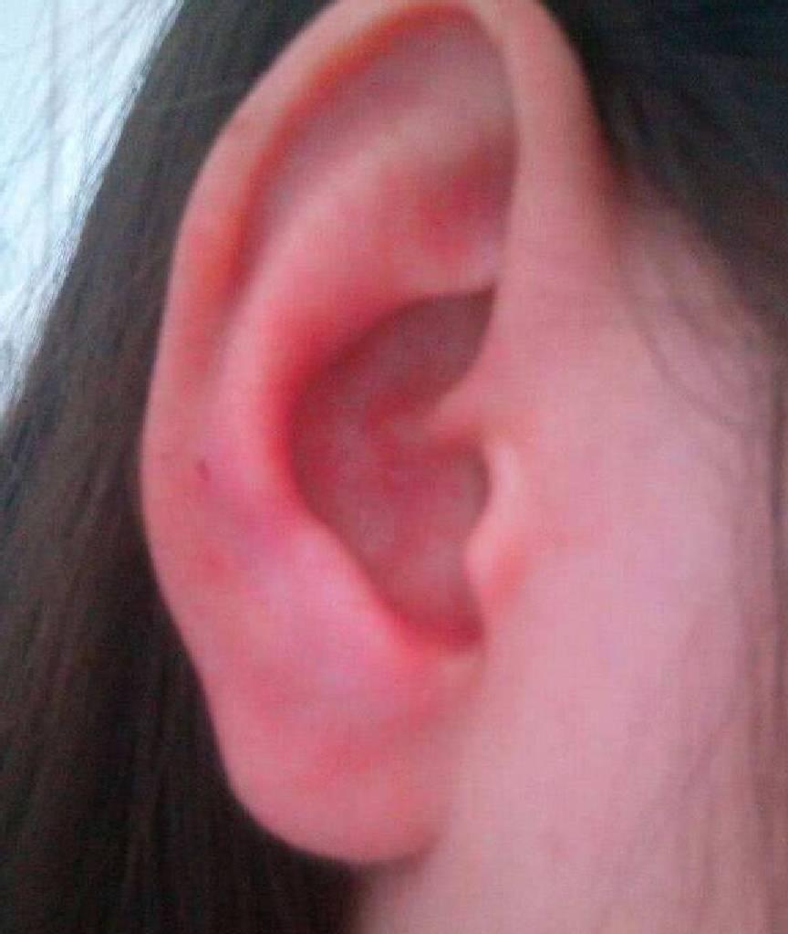 耳朵敏感真个人酥掉 被吹耳朵 整个人都酥了