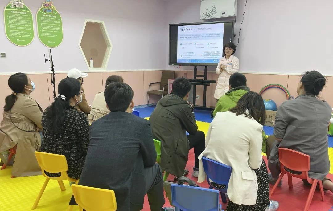 西安天佑儿童医院开展多动症公益讲座及公益义诊活动