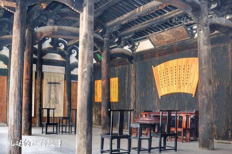 """中国首个被整体重点保护的古村 一座楼值千村 号称""""江南黄金屋"""""""