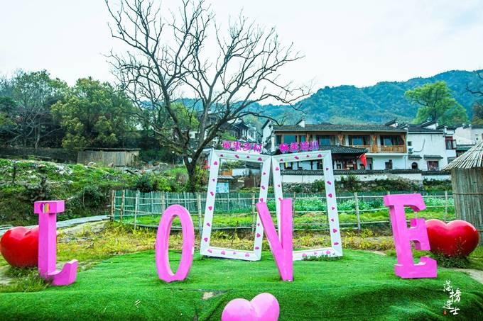 原创             皖南塔川,你见过她的春色吗?网友:来这里踏青游客数量让人意外