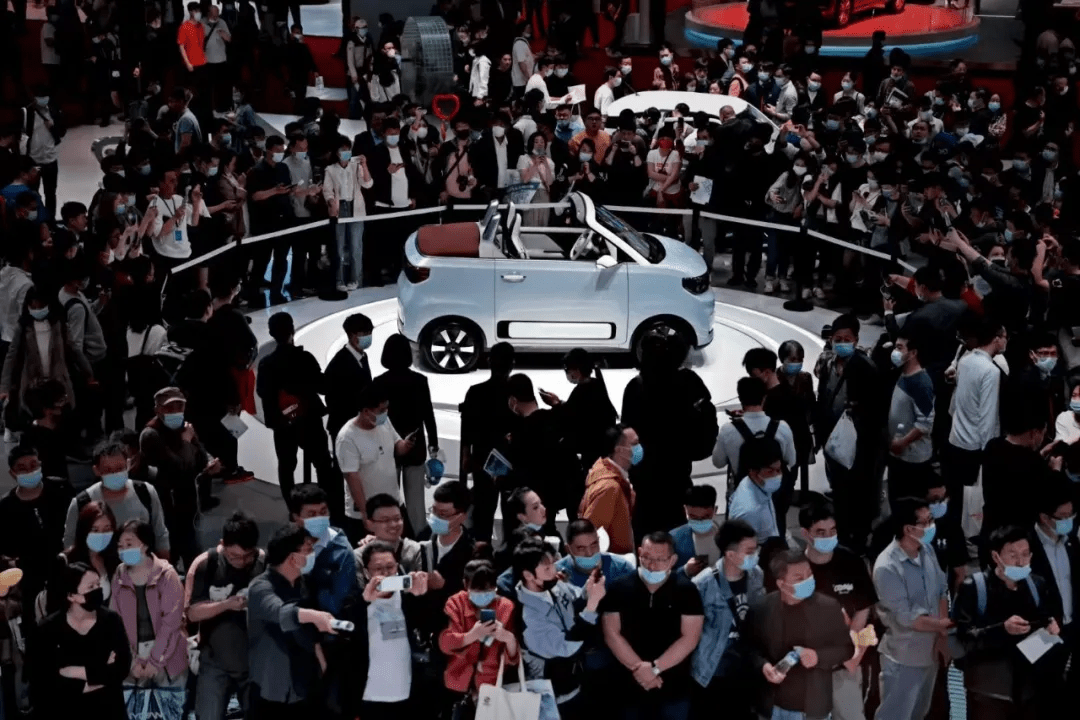 再见了,豪华车的品牌溢价!这次说的是EV