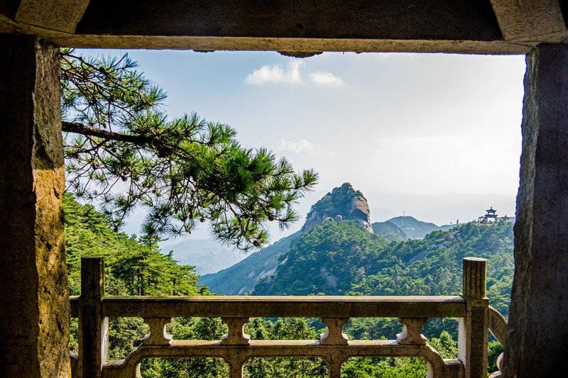原创             五一去哪玩?安徽天柱山风景不输黄山九华山,两日游可以这样走