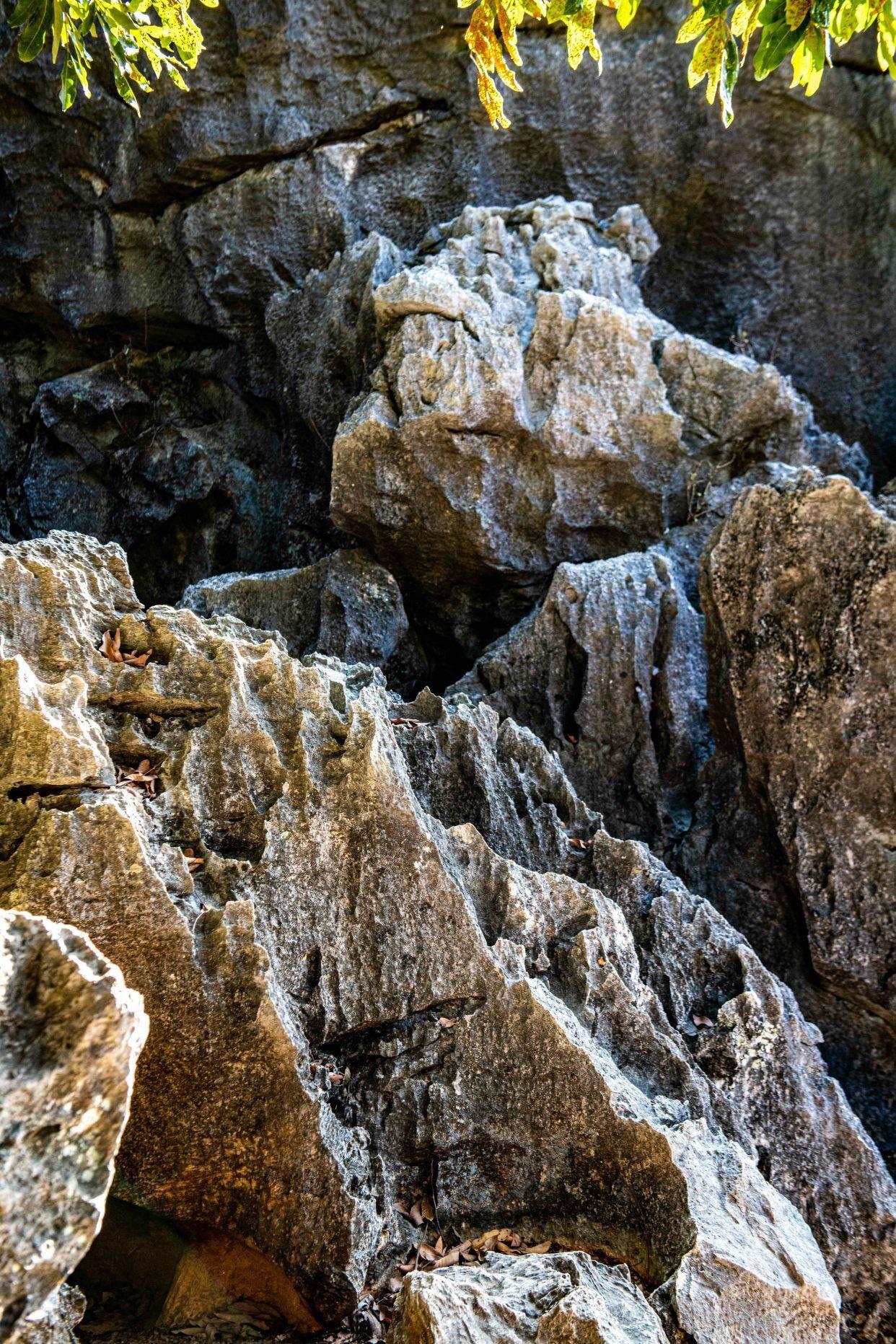 原创             广东有片超壮观的喀斯特石林,里面的风景宛如迷宫,去一次就难忘