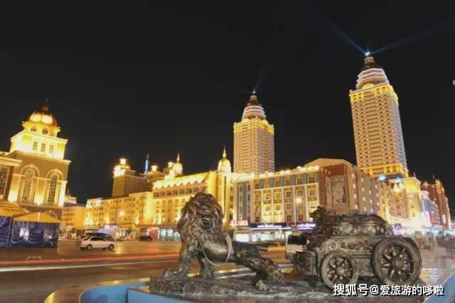 中国最美的八个边境城市,一不留神就出国了!