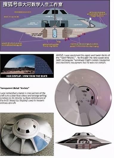 美国物理学家鲍勃拉扎解释UFO飞行原理内部空间如何扭曲空间  第14张