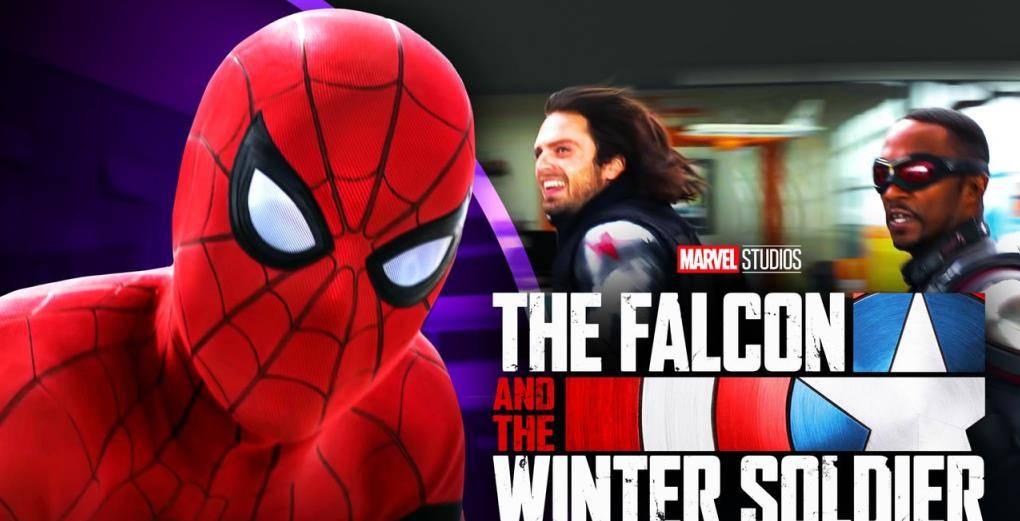 可惜!蜘蛛侠差点出现在《猎鹰与冬兵》中_漫威