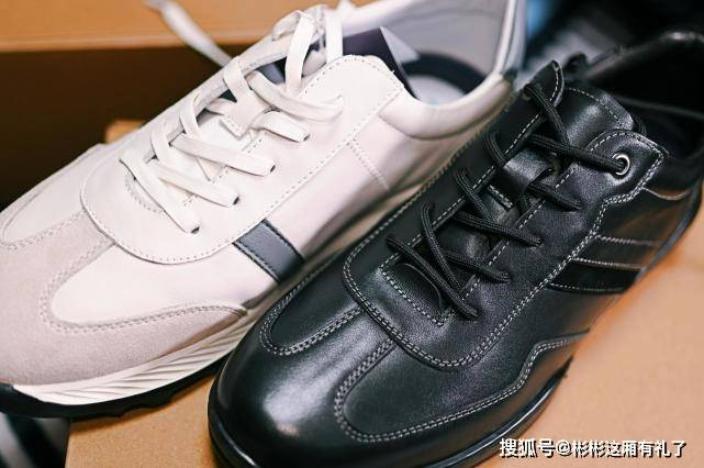 国产也有好鞋 2双七面休闲皮鞋使用分享