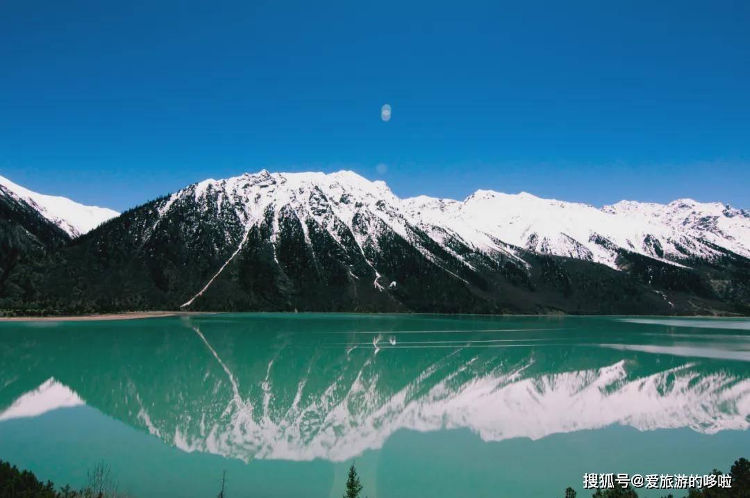 西藏最低调的城市,却藏有最惊艳的风景,这里的历史还与中国等长
