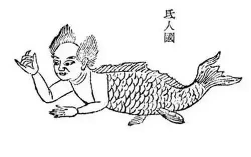 古代水手们船上那些秘事,已随 美人鱼 潜入千年海底 人鱼传说