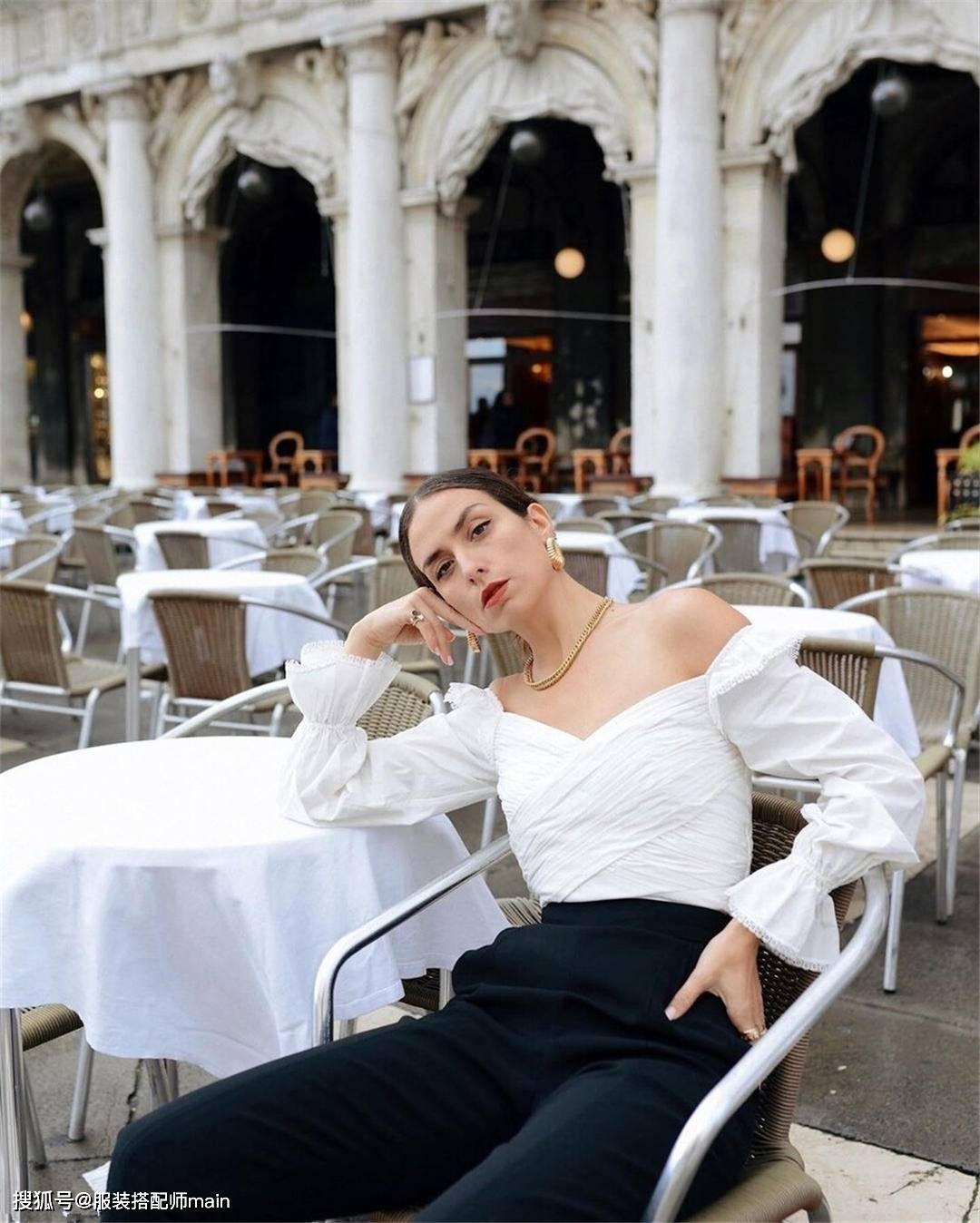 【女生怎么穿泡泡袖好看】为什么别人穿泡泡袖是仙女 你穿却成了金刚芭比