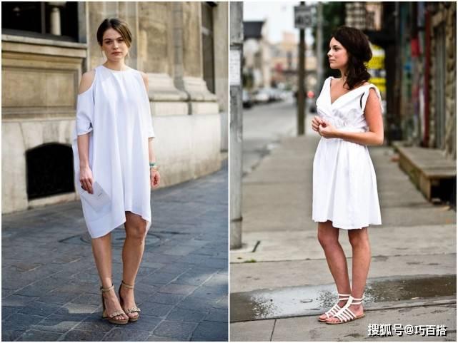 如何选择适合自己的连衣裙?夏季女生怎么穿连衣裙好