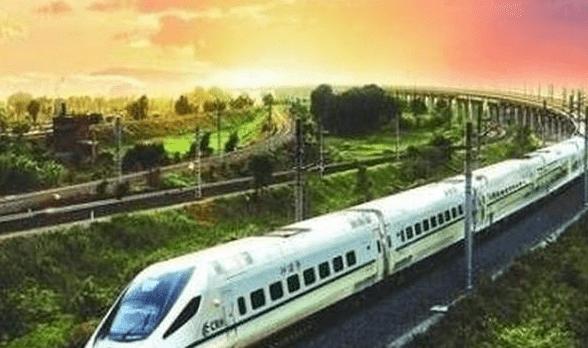 陕西此县真幸运,2条高铁同时入驻,并在此设立站点_县城