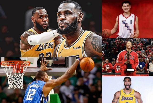 NBA本赛季一阵预测:詹姆斯伦纳德均无缘,戈贝尔挤掉恩比德