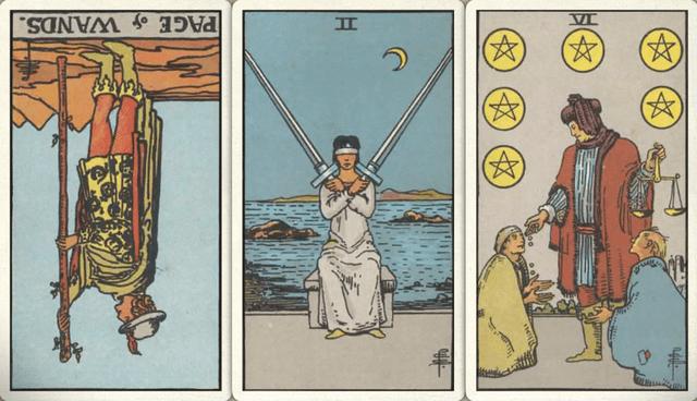 神叨酱塔罗,白羊座六月运势:感情进入新阶段,工作遇领导赏识  第7张
