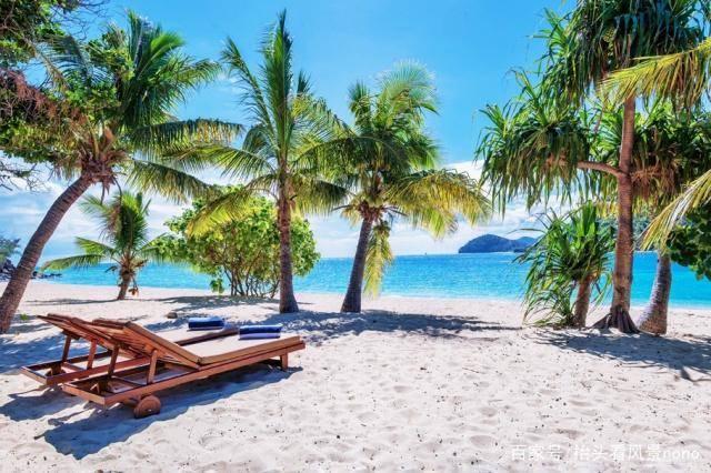 """在""""上帝的臂弯""""里度假,天堂般舒适的海岛没有第二个了!"""