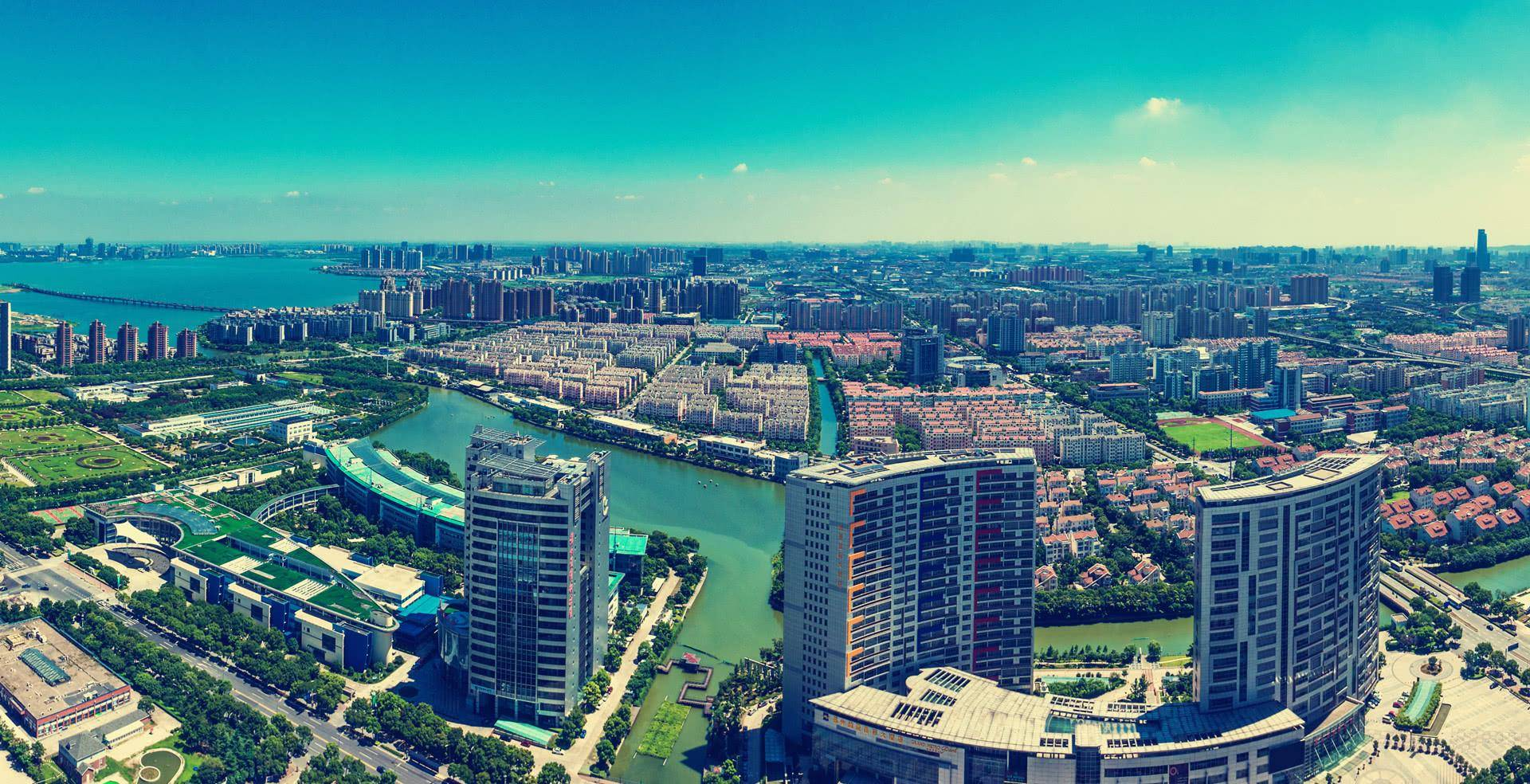 我国最低调的县城之王昆山:GDP达4200亿,高于数个省会