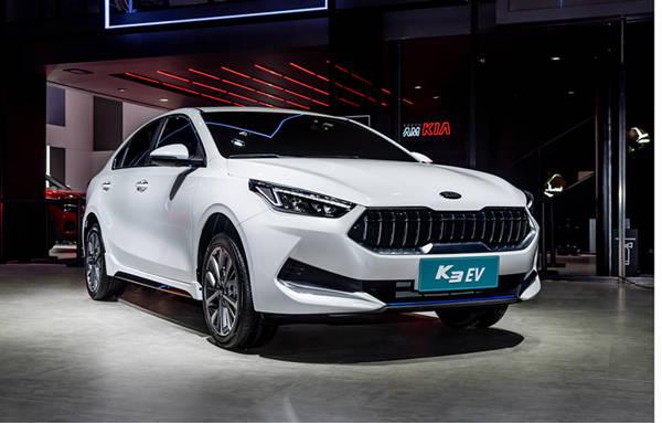 续航410公里 起亚K3 EV新增车型售17.68万元起