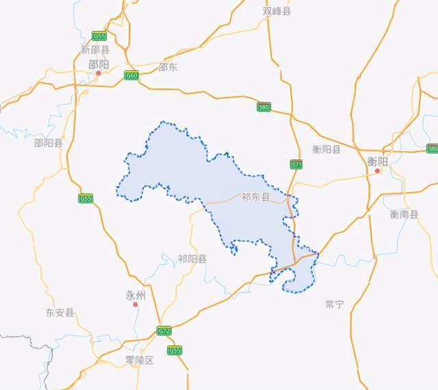 湖南永州人口_湖南省一个县和河南省一个县,因为同一个人而改名