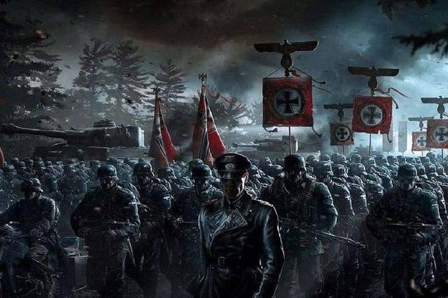 二战德军为什么战斗力强